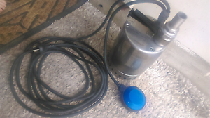 Grundfos unilift Automatic submersible sump pump Richmond Hawkesbury Area Preview