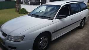 2005 Holden Commodore Wagon Medowie Port Stephens Area Preview