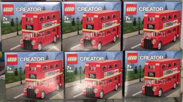 LEGO 40220 LONDON BUS  Brand New & Sealed.