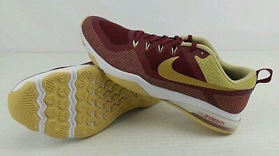 New Nike Air Zoom Ncaa Fsu Florida State Seminoles Shoes Size Womens 11 5