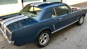 1965 Ford Mustang Automatic Coupe