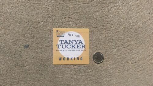 TANYA TUCKER - 2020 Tour