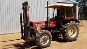 Fiat newholland 55 56 lift o matic with sicam forklift West Toodyay Toodyay Area Preview
