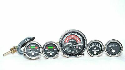 Massey Ferguson Gauge Kit And Tachometer- Mf35 Mf50 Mf65 To35 F40 Mh50