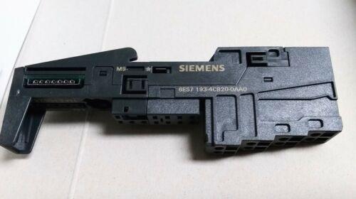 Siemens Simatic 6ES7 193-4CB20-0AA0 E Stand Terminal Module NEW OpenBox Partial
