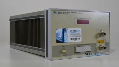 AGILENT (HP) 8349B 2 to 20 GHz MICROWAVE AMPLIFIER ****LOOK**** (REF.: 451G)