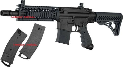Tippmann TMC MAGFED Paintball Gun .68 Caliber Marker Black BRAND NEW W/Mags