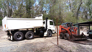 Gecko Tipper and Bobcat $70+gst Owner operator Brisbane City Brisbane North West Preview