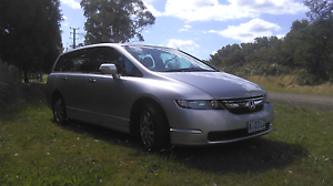 2008 Honda Odyssey 7 seated Exeter West Tamar Preview