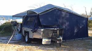 2010 Lifestyle Podium Off-Road Camper Trailer, 12ft tent Northgate Brisbane North East Preview