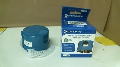 Intermatic Lc2000 110-277 V Ac Relay Type Photo Control