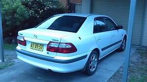 2001 Mazda 626 Sedan Raymond Terrace Port Stephens Area Preview