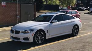 2018 BMW 440i Gran Coupe w/M Package and Summer + Winter Tires