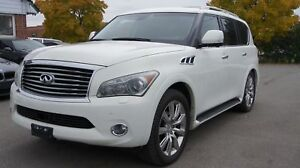 2011 Infiniti QX56 FULLY LOADED TECH PKG * NAVI * CAMERA * LEATH