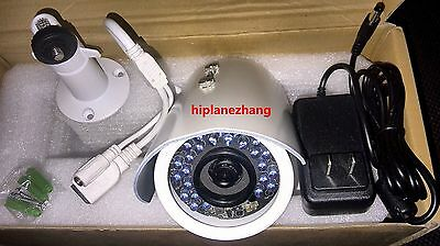 Hd H.264 1.3 Megapixel Network Bullet Ip Camera Ir 30m Poe Onvif Motion Detect