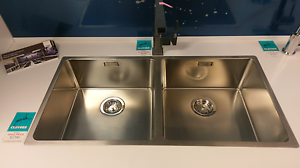 [EX-DISPLAY] BLANCO SINKS & TAPS - RRP:$1390.00 / RRP:$850.00 Wollongong Wollongong Area Preview