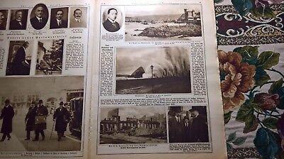 1922 Illustrierte 50 Valparaiso