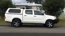 Toyota Hilux GGN25R manual Frederickton Kempsey Area Preview
