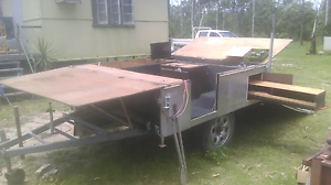 CAMPER TRAILER UNFINISHED PROJECT Alice River Townsville Surrounds Preview
