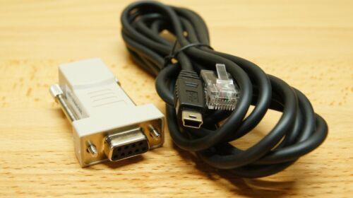 Brocade Rukus Mini-usb to RJ45 Console Cable Transfer Data 8