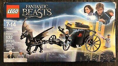 LEGO® Harry Potter™ - Grindelwald´s Escape 75951