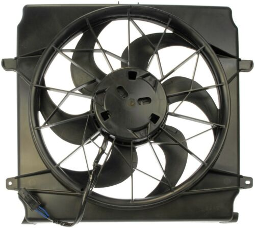 Radiator Cooling Fan Assembly for 04-05 Jeep Liberty V6 3.7L