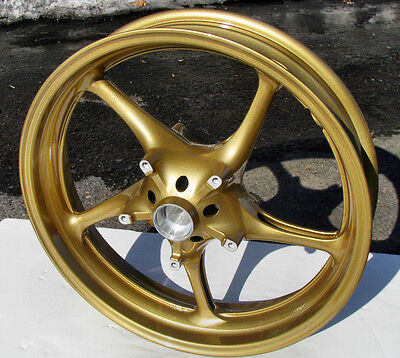 Sun Gold Metallic Gold Powder Coating Paint - New 1lb