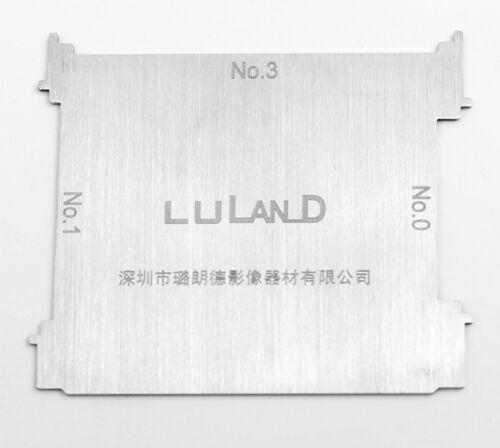 Luland Produced copal   #0   #1   #3  Lens Flat Board Lens spanner wrench