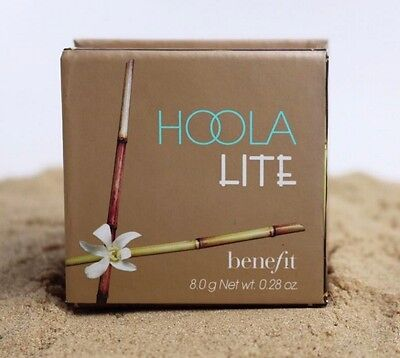 Benefit Hoola Lite Matte Bronzing Powder Full Size 0.28oz