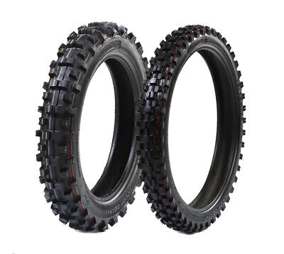 ProTrax Offroad Front 70/100-17 Inch & Rear 90/100-14 Inch Tire Combo
