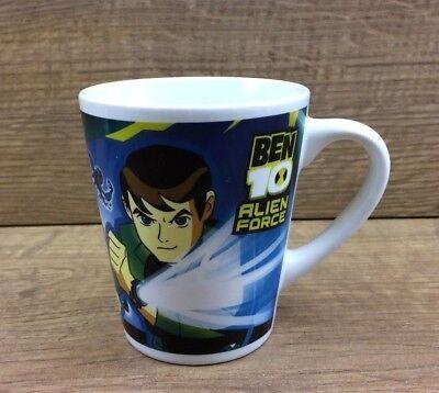 Ben 10 Alien Force Kinnerton/Cartoon Network Collectable Mug
