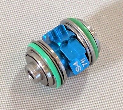 Lot Of 3 Star Dental 430 Swl Push Button Turbines Lube-free Ceramic 90day Wnty