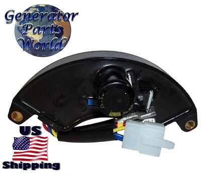 Automatic Voltage Regulator Avr For 3kw To 8kw Generator Rectifier Half Moon 5