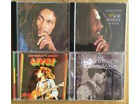Bob Marley CD's