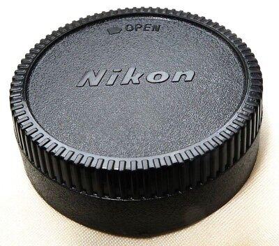 Rear Lens Cap for Nikon Nikkor Ai-s AF-S ED 18-55mm f3.5-5.6 zoom lens generic F