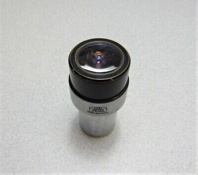 Carl Zeiss Kpl 12.5x W Microscope Eyepiece