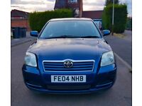 HURRY FOR SALE -2004 Toyota Avensis 1.8 VVT-i T4 5dr