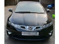 2009 Honda Civic I-Vtec Automatic 55k black