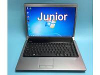 Dell Fast HD 4GB Ram, 320GB Laptop, Window 7, Microsoft office, Very Good Condition, Ready to use