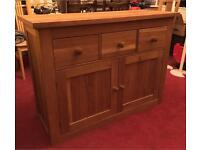 Solid Wooden Sideboard (cabinet, free standing cupboard)