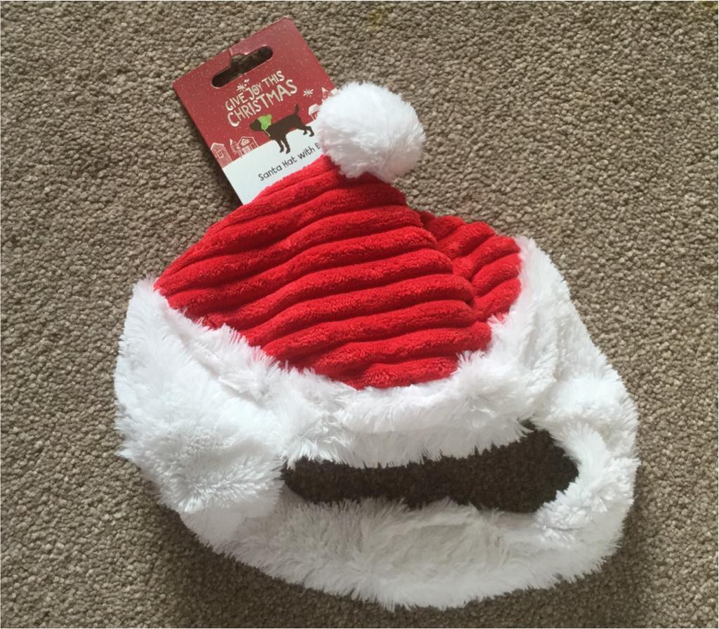 Baby Santa Hat And Beard ea87a9f6eb8