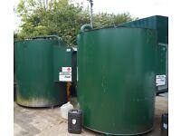 Bunded Fuel Tanks (2 x 4200 litre)