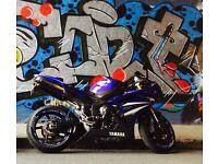Yamaha r1 2007 stunning