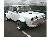 Austin Mini - 380bhp - 4x4 Ford Cosworth Turbo
