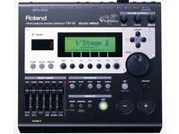 Used, Roland TD-12 V Drums electronic module & VEX pack! E kit brain midi GREAT sound and features for sale  Brentford, London
