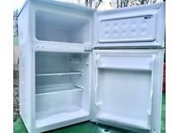 CURRYS SUPER ESSENTIAL UNDER COUNTER FRIDGE FREEZER FREE DELIVERY
