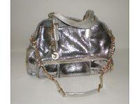 Authentic Dolce & Gabbana Large Leather Handbag