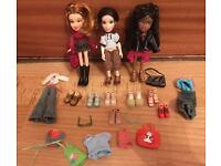 Selection Of Lil Bratz And Accessories