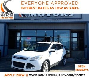 2014 Ford Escape SE**AMVIC INSPECTION & CARPROOF PROVIDED!