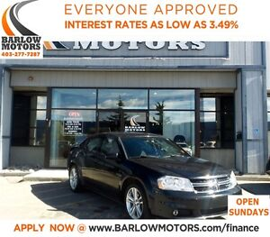 2012 Dodge Avenger SXT*EVERYONE APPROVED* APPLY NOW DRIVE NOW.